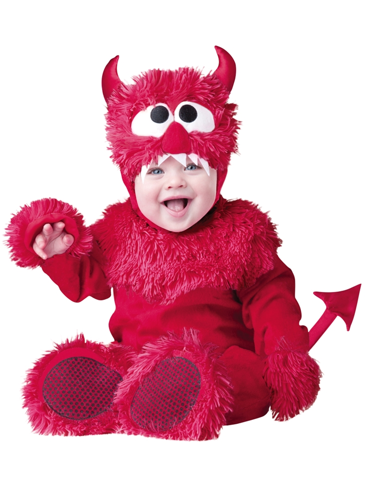 Lil' Devil Infant Costume