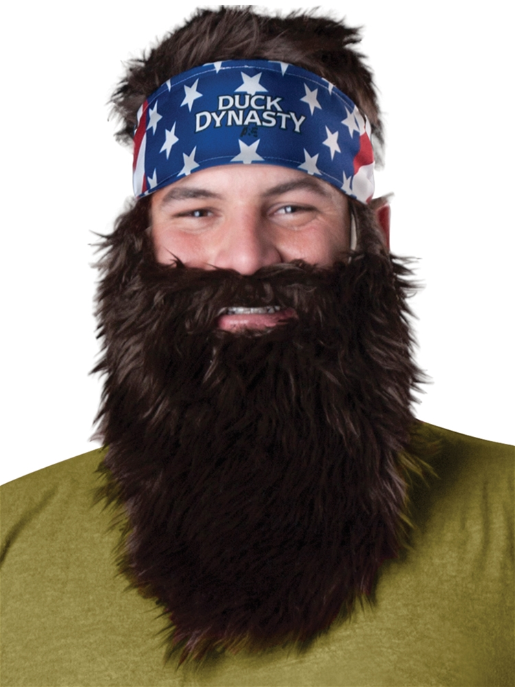 Duck Dynasty Willie Adult Accessory Kit