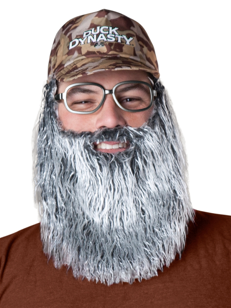 Duck Dynasty Uncle Si Adult Accessory Kit
