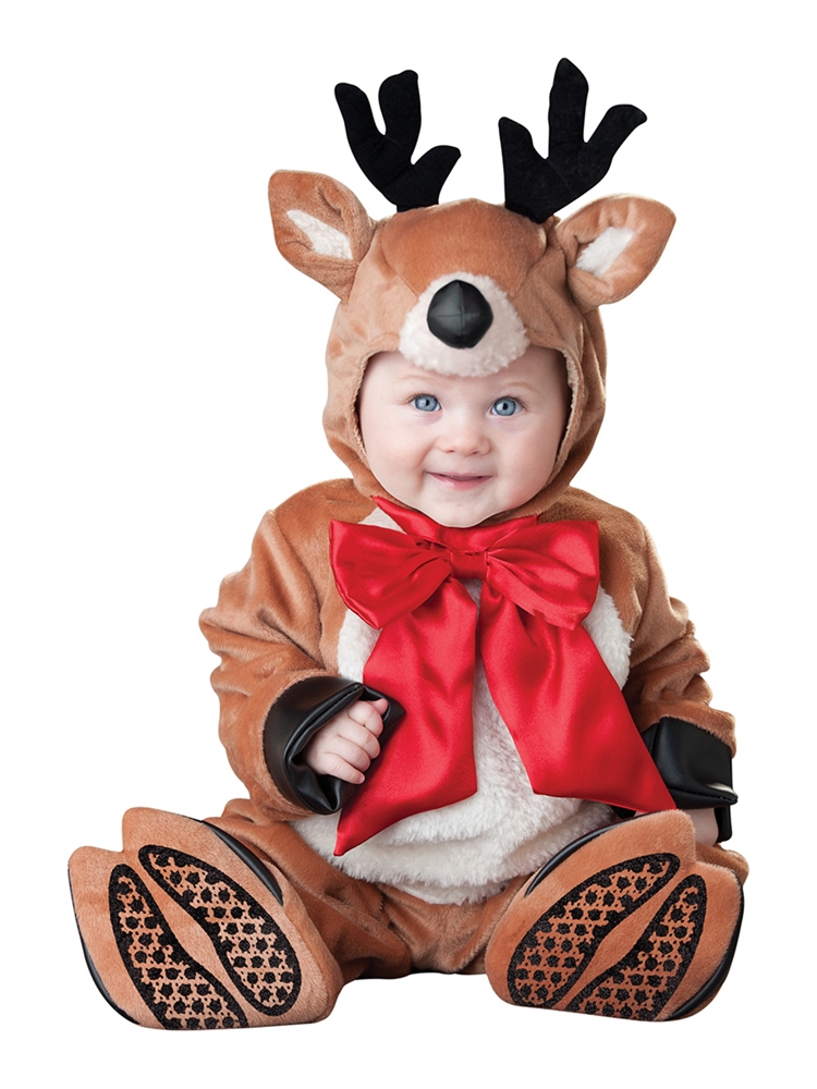 Reindeer Rascal Infant Costume