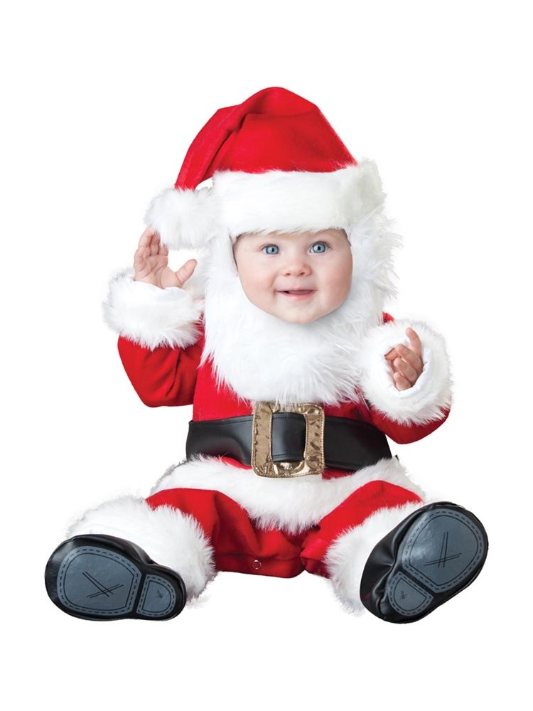Santa Baby Infant Costume