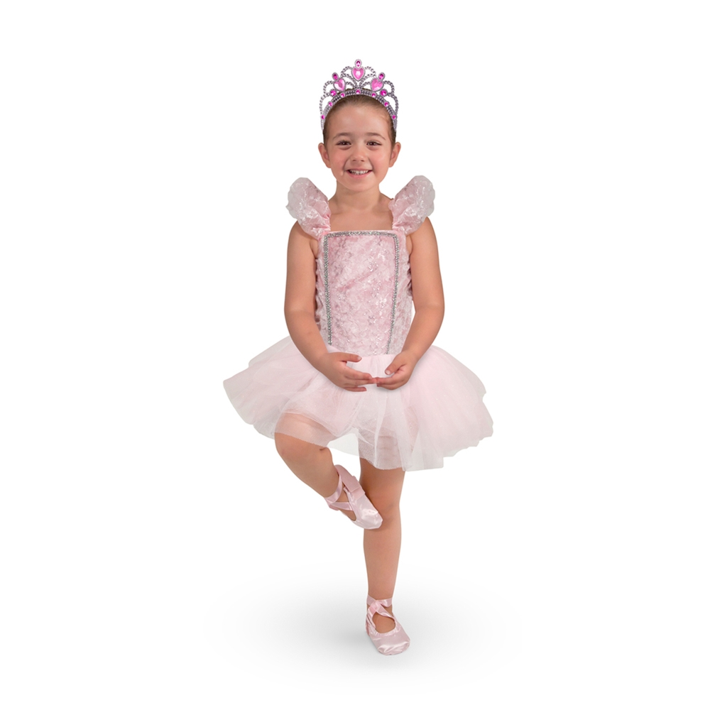 Ballerina Role Play Costume Set (Play Costumes)