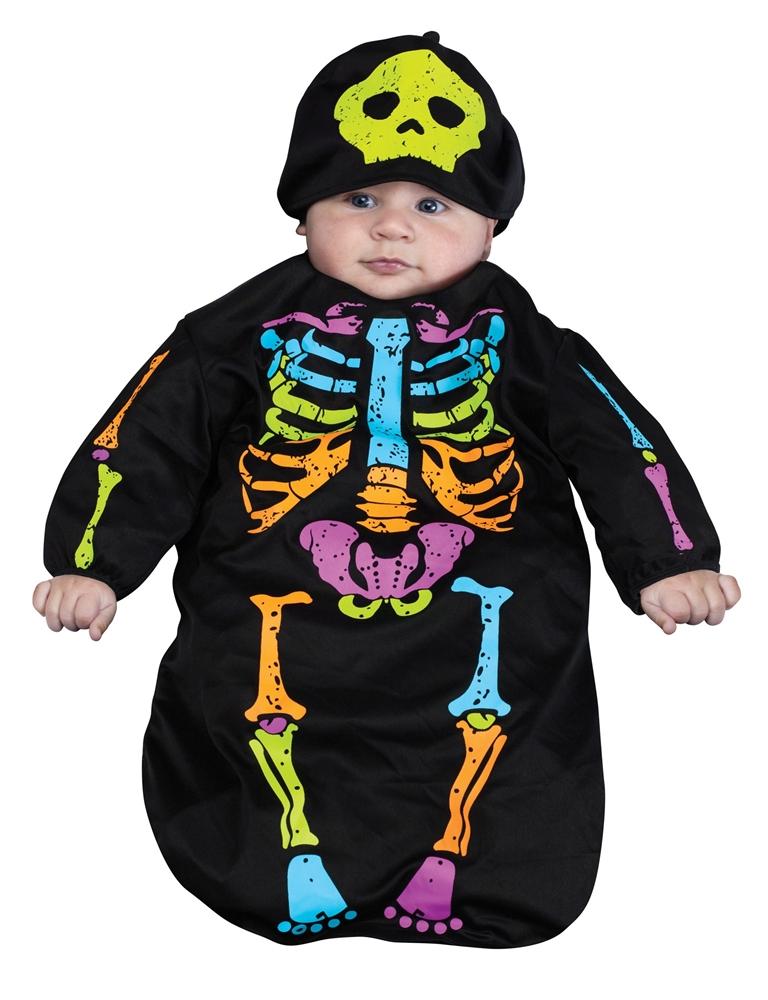 Skele-baby Bunting Costume