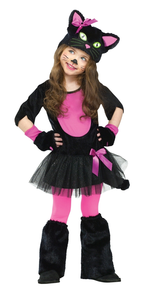Miss Kitty Toddler & Child Costume