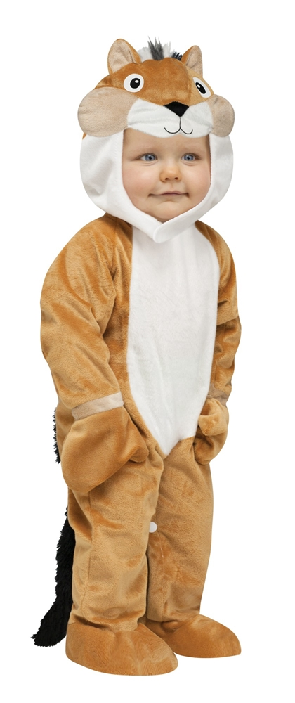 Chipper the Chipmunk Toddler Costume