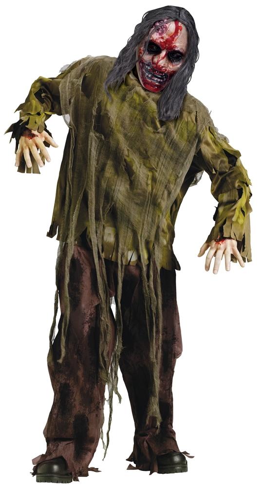 Bleeding Dark Zombie Child Costume 130792BL