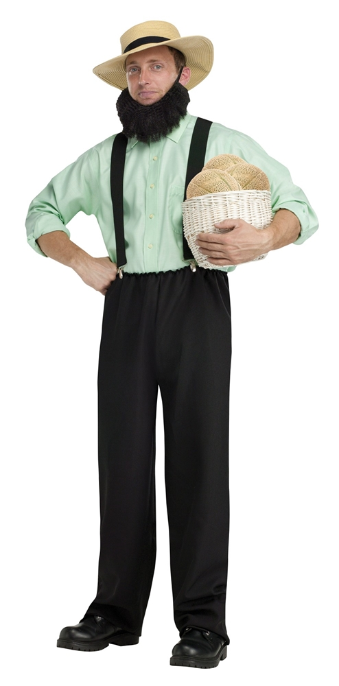 Amish Mafia Adult Mens Costume by Fun World