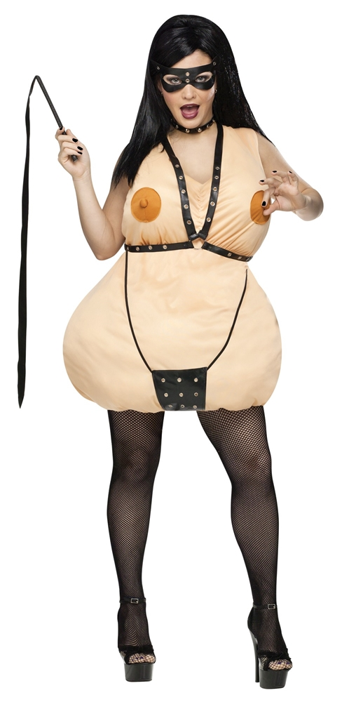Betty Bondage Adult Womens Costume
