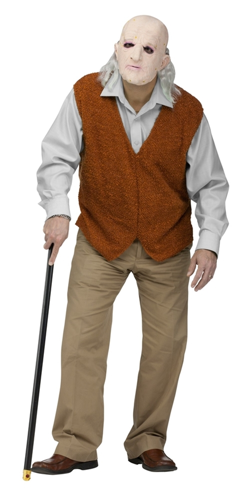 Grandpa Adult Mens Costume