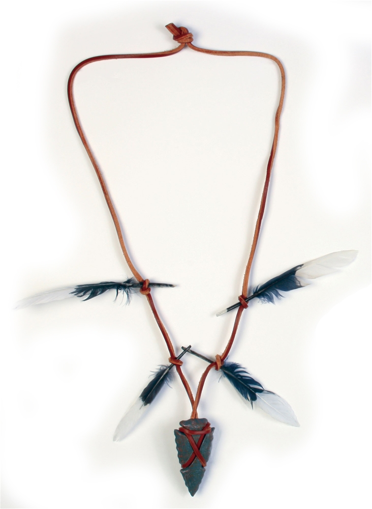Native American Warrior Necklace (More Styles)