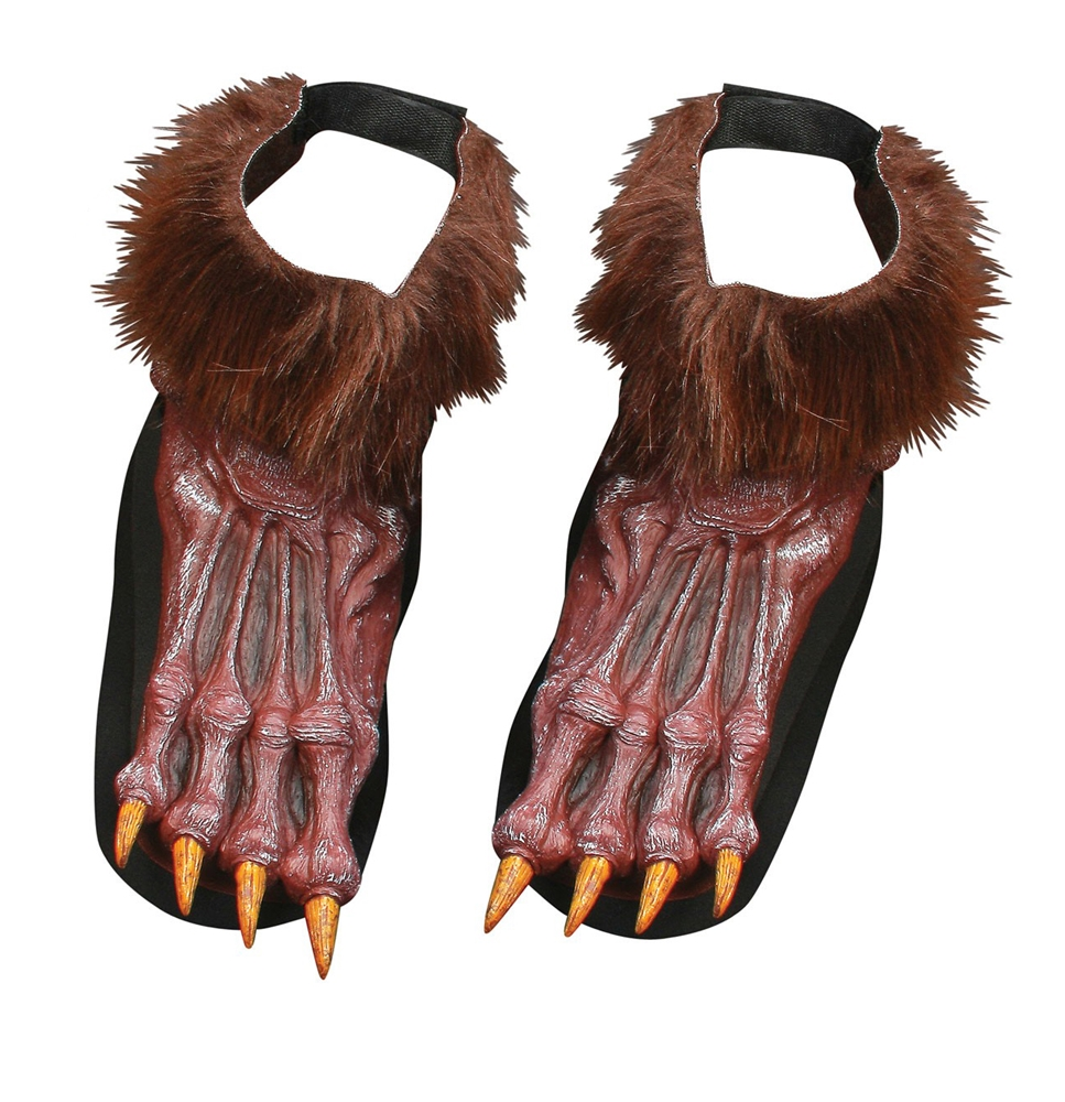 Werewolf Shoe Covers (More Colors)