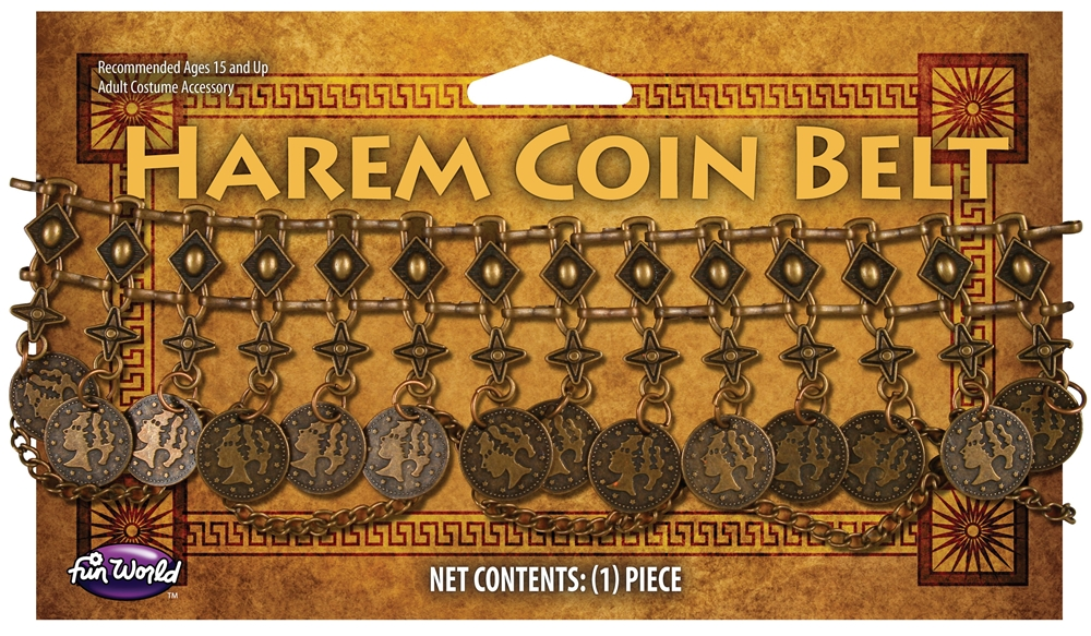 Harem Coin Belt