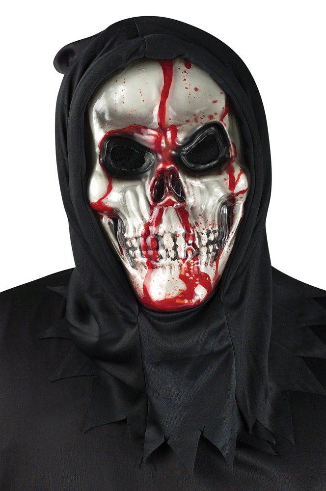 Bleeding Skull Mask 328569