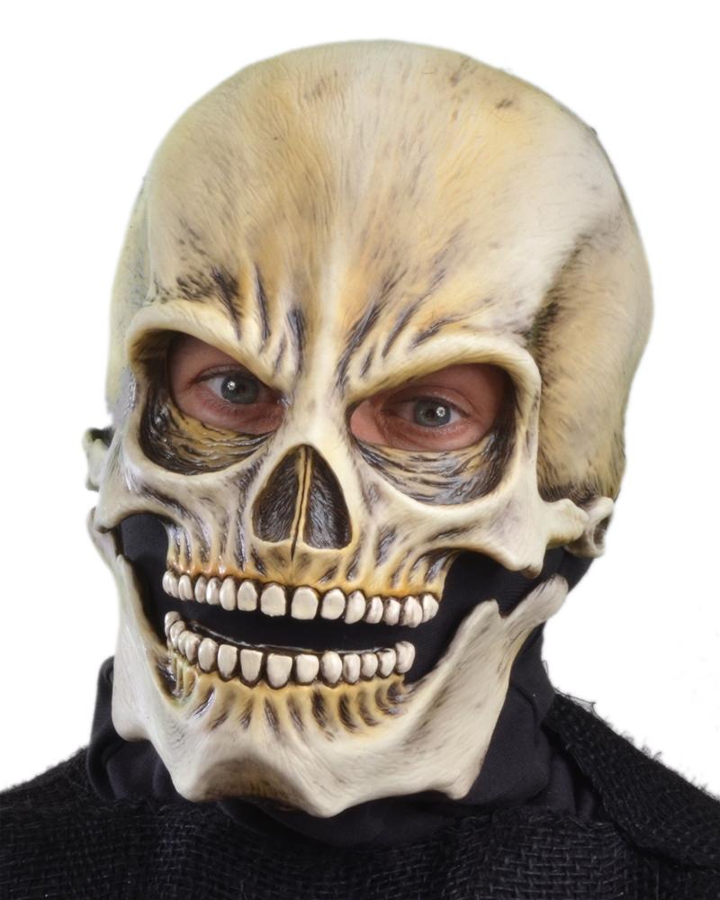 Classic Sock Skull Mask by Zagone Studios