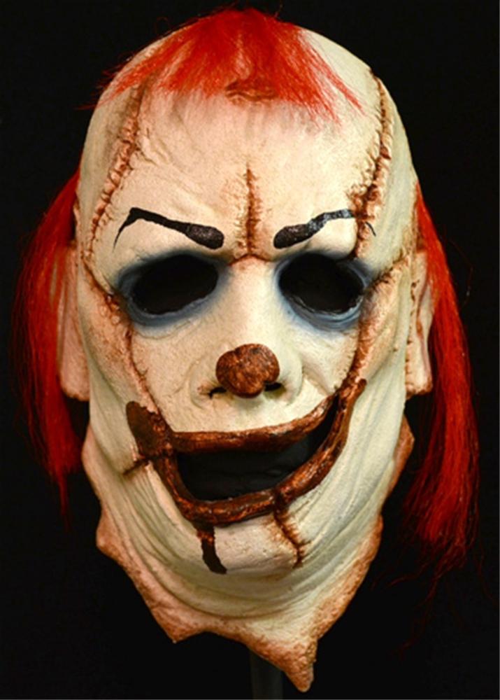 The Clown Skinner 3/4 Mask