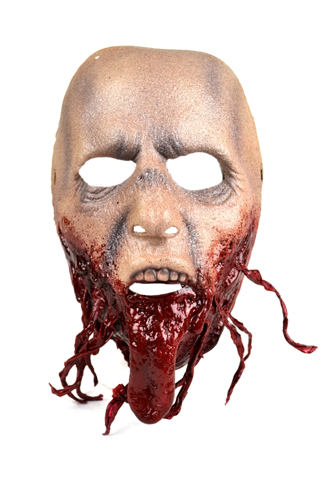 The Walking Dead Jawless Walker Face Mask