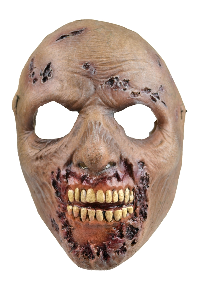 The Walking Dead Rotting Walker Face Mask