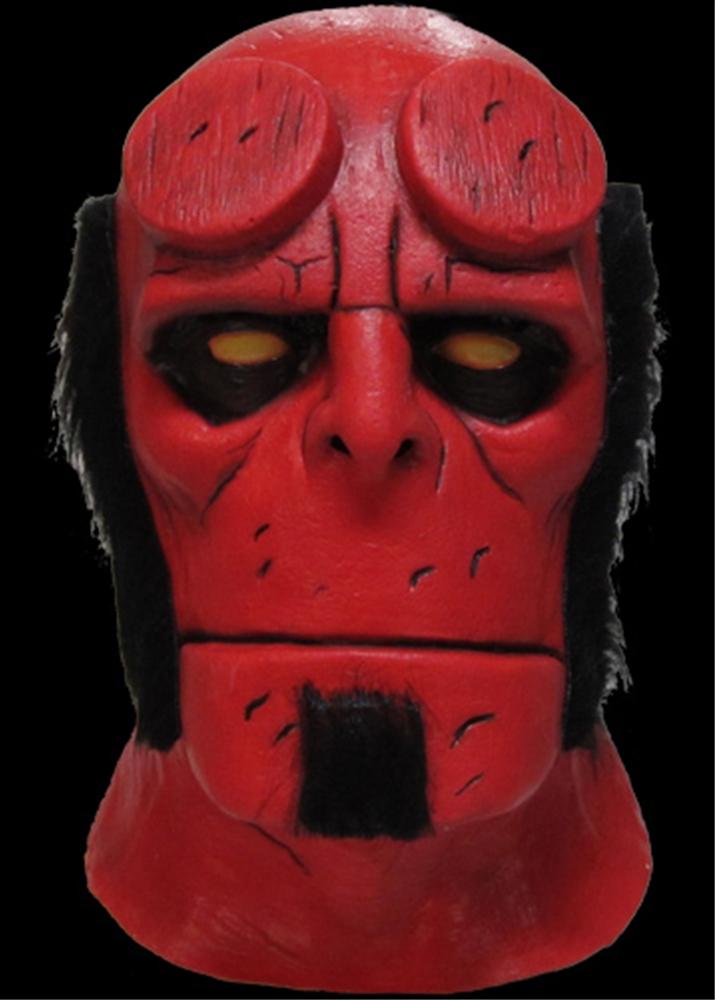 Hellboy Mask