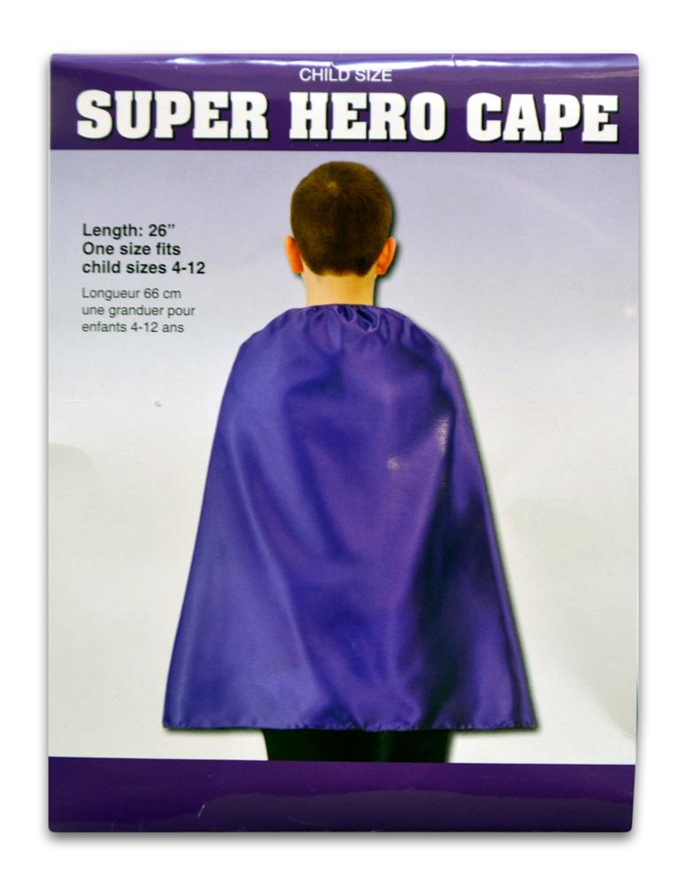 Superhero Child Cape (More Colors)