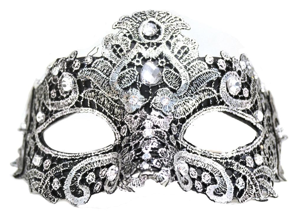 Venet (Lace Mask)