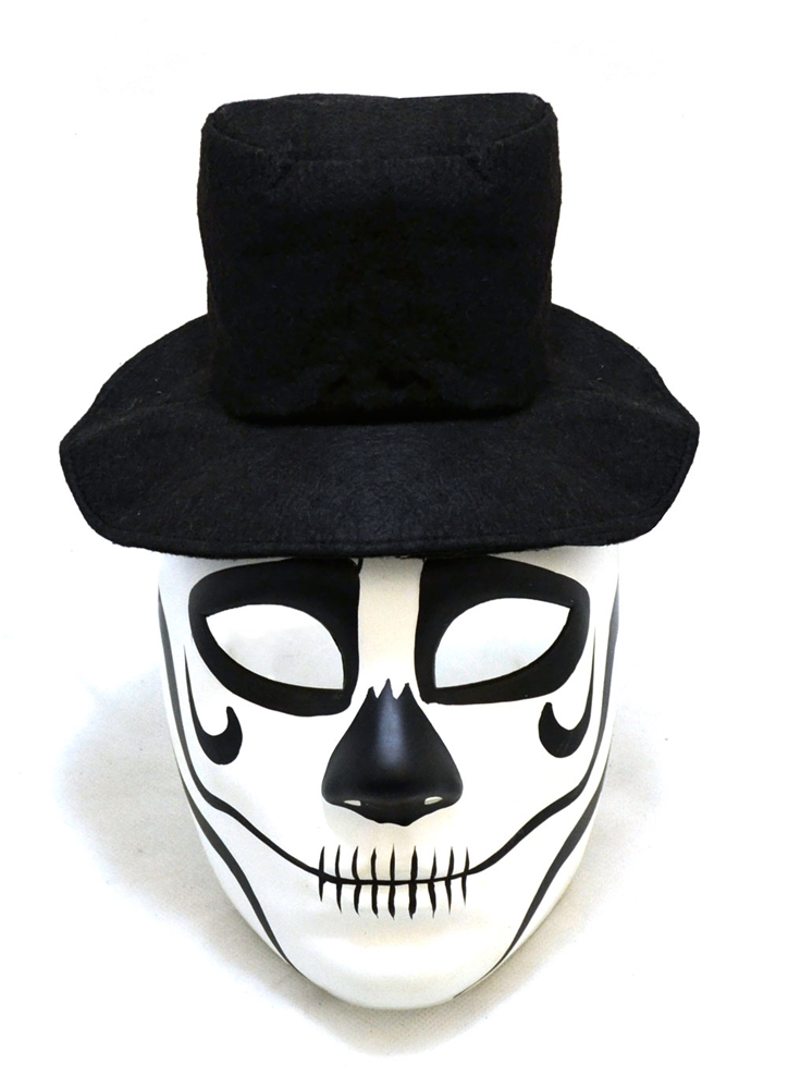 Day of the Dead Gentleman Mask