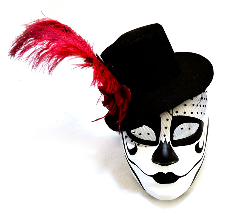 Image of Day of the Dead Madam Mask