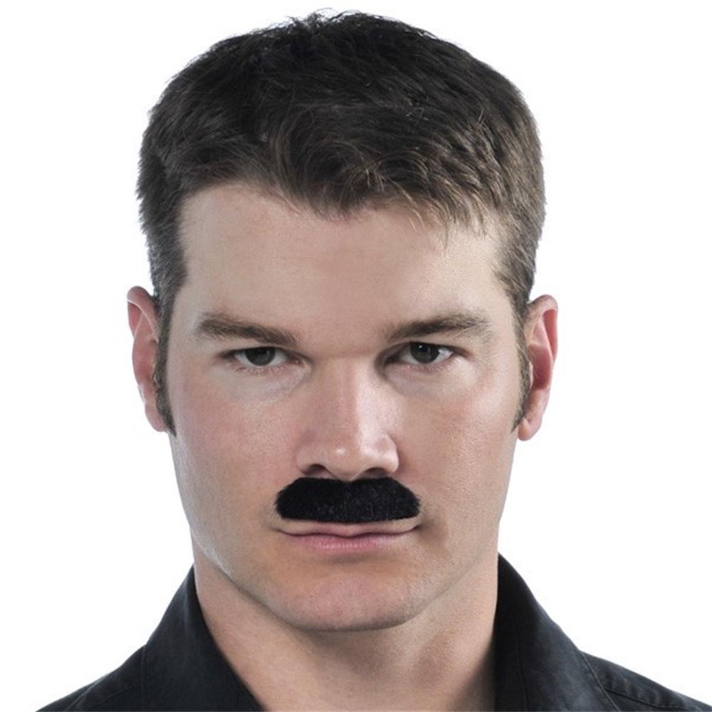 Image of Black Plush Mustache