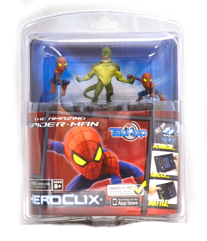 The Amazing Spider-Man HeroClix Set