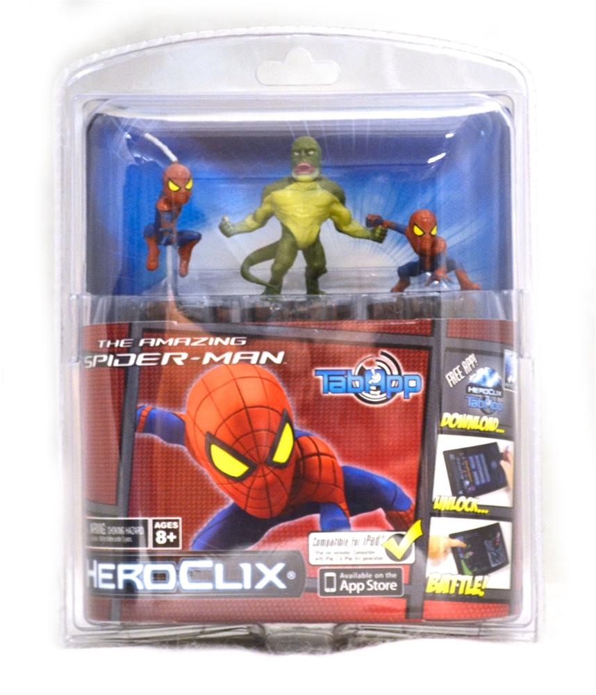 Image of The Amazing Spider-Man HeroClix Set