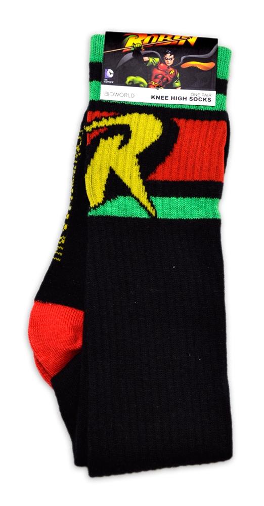 Robin Knee High Socks