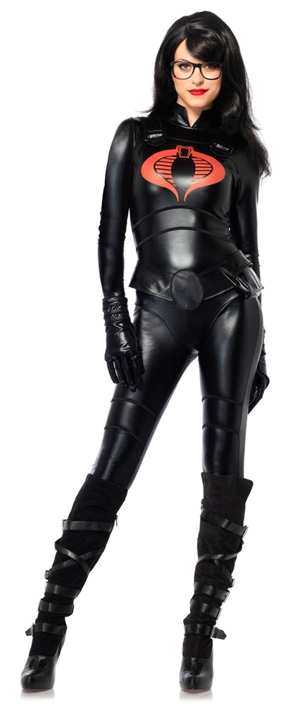 G.I. Joe Baroness Adult Womens Costume