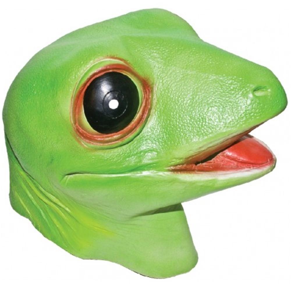 Gecko Mask