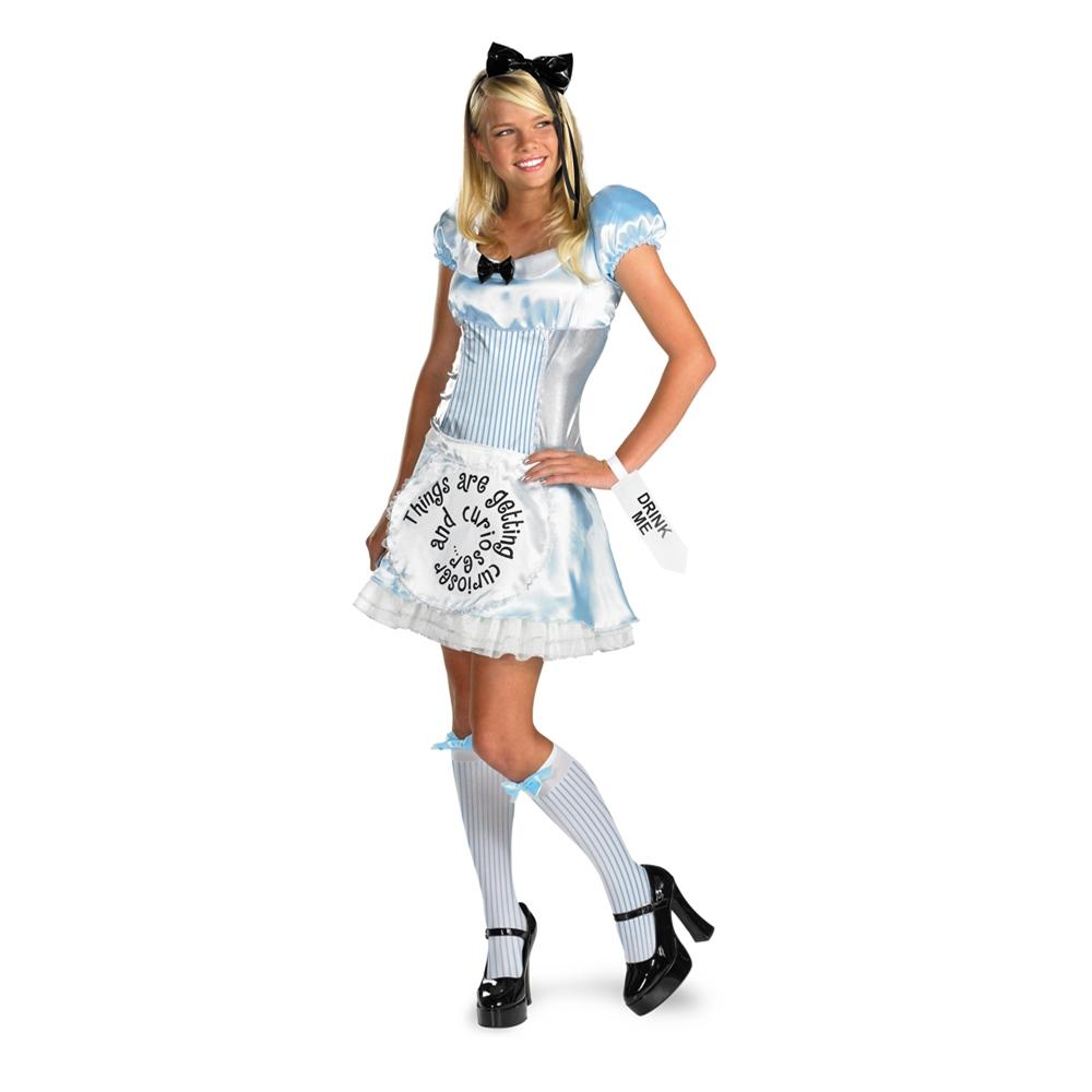 Alice (Alice In Wonderland Costume Womens)
