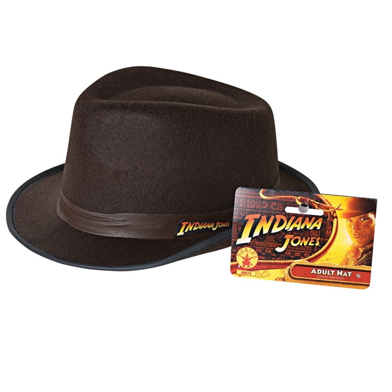 Indiana Jones Hat Adult (Jones Hat)