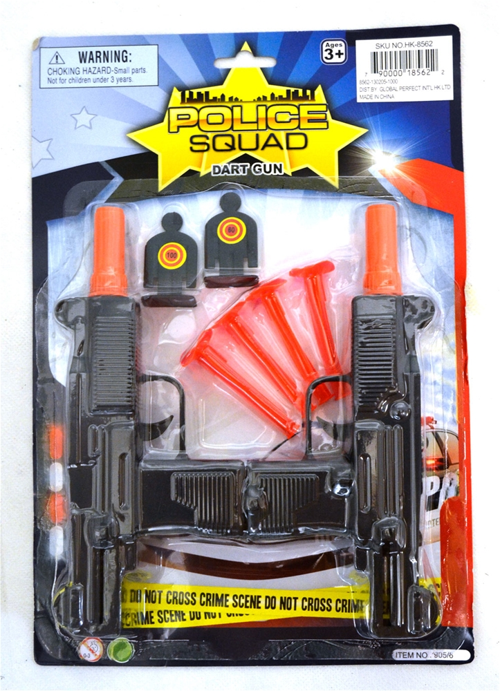 Police Squad Set