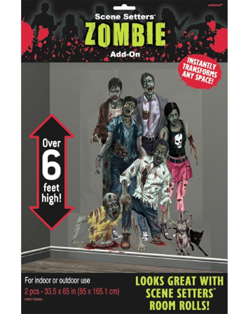 Zombie Scene Setter Add-On