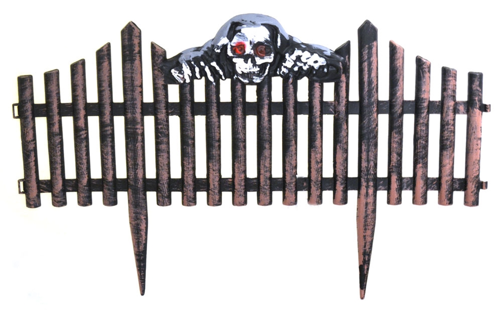 Image of Grim Reaper Fence (More Colors)