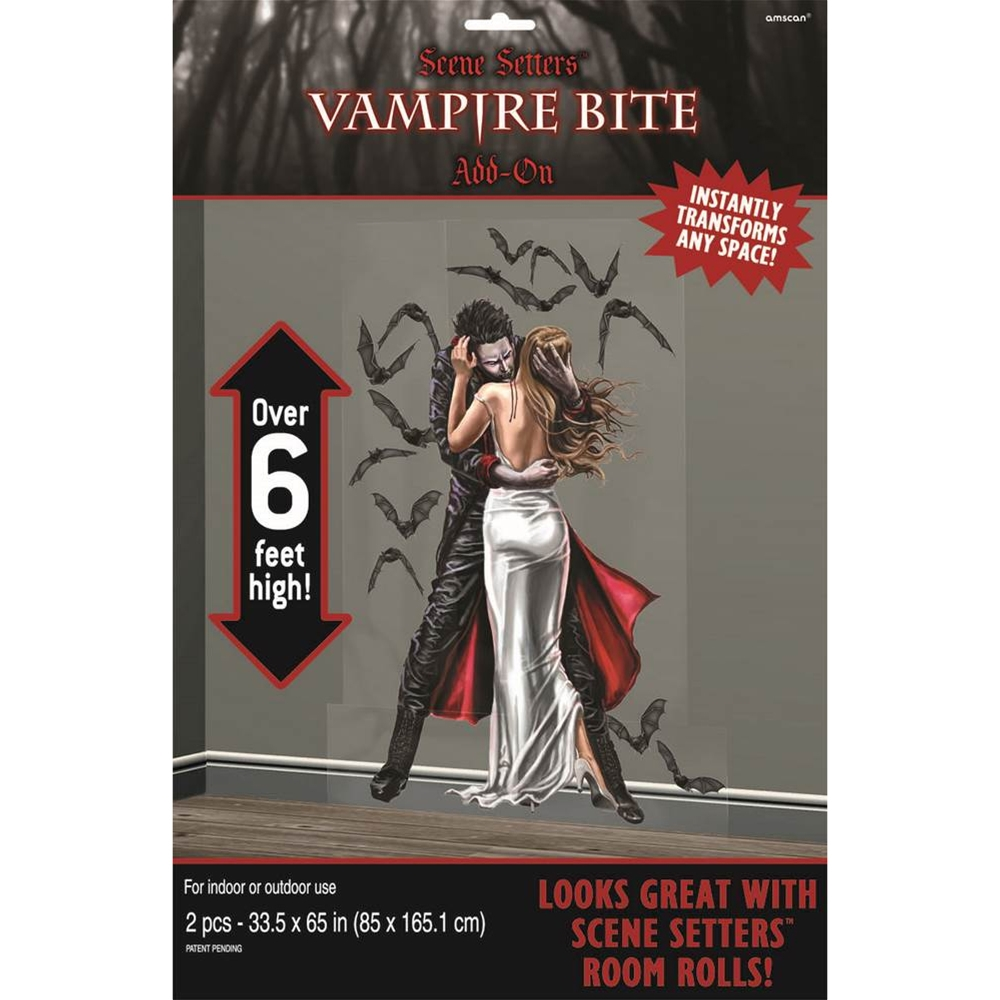 Vampire Bite Scene Setter Add-On