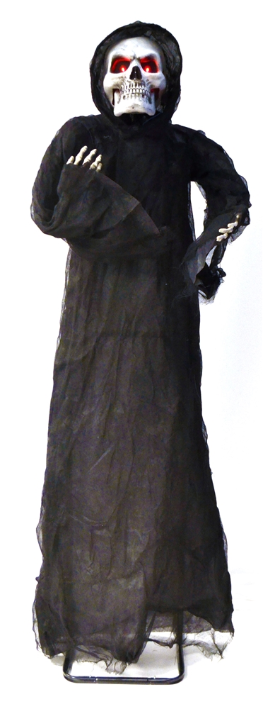 Life-Sized Bobblehead Reaper Animated Prop