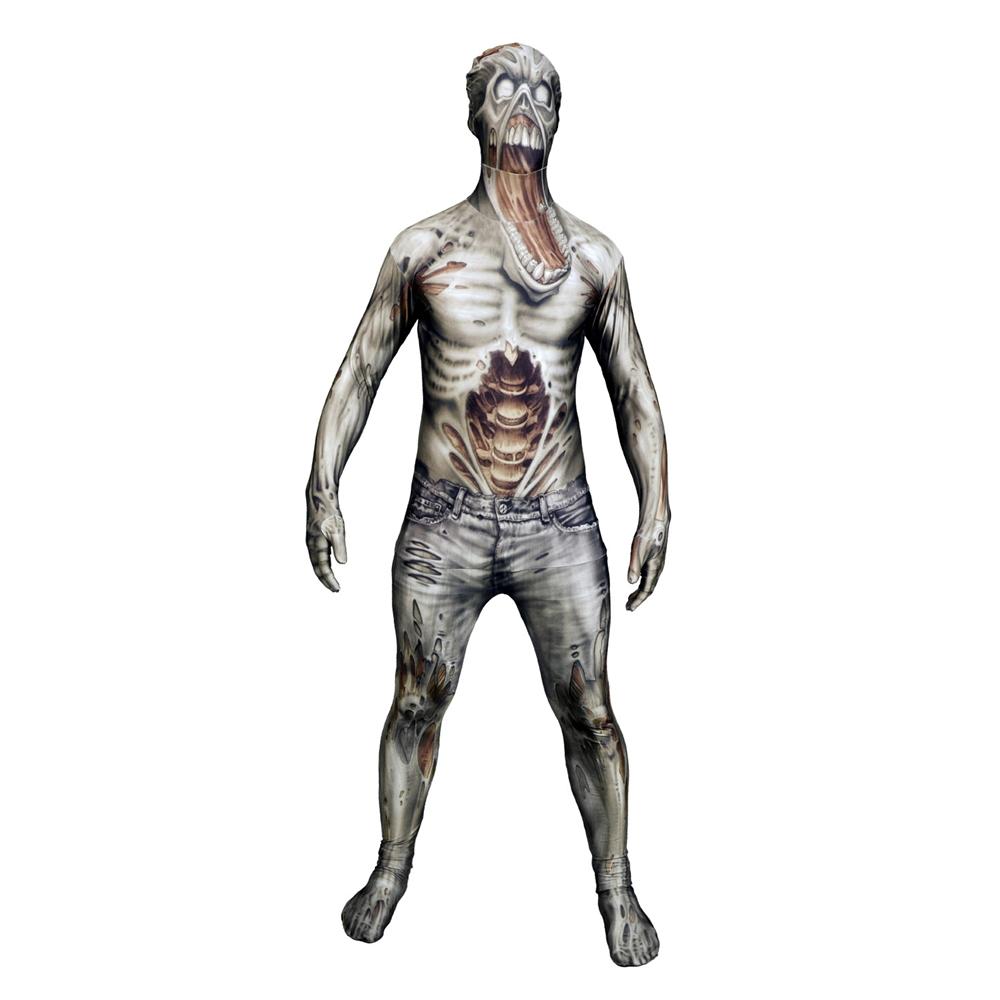 Zombie Morphsuit Adult Unisex Costume