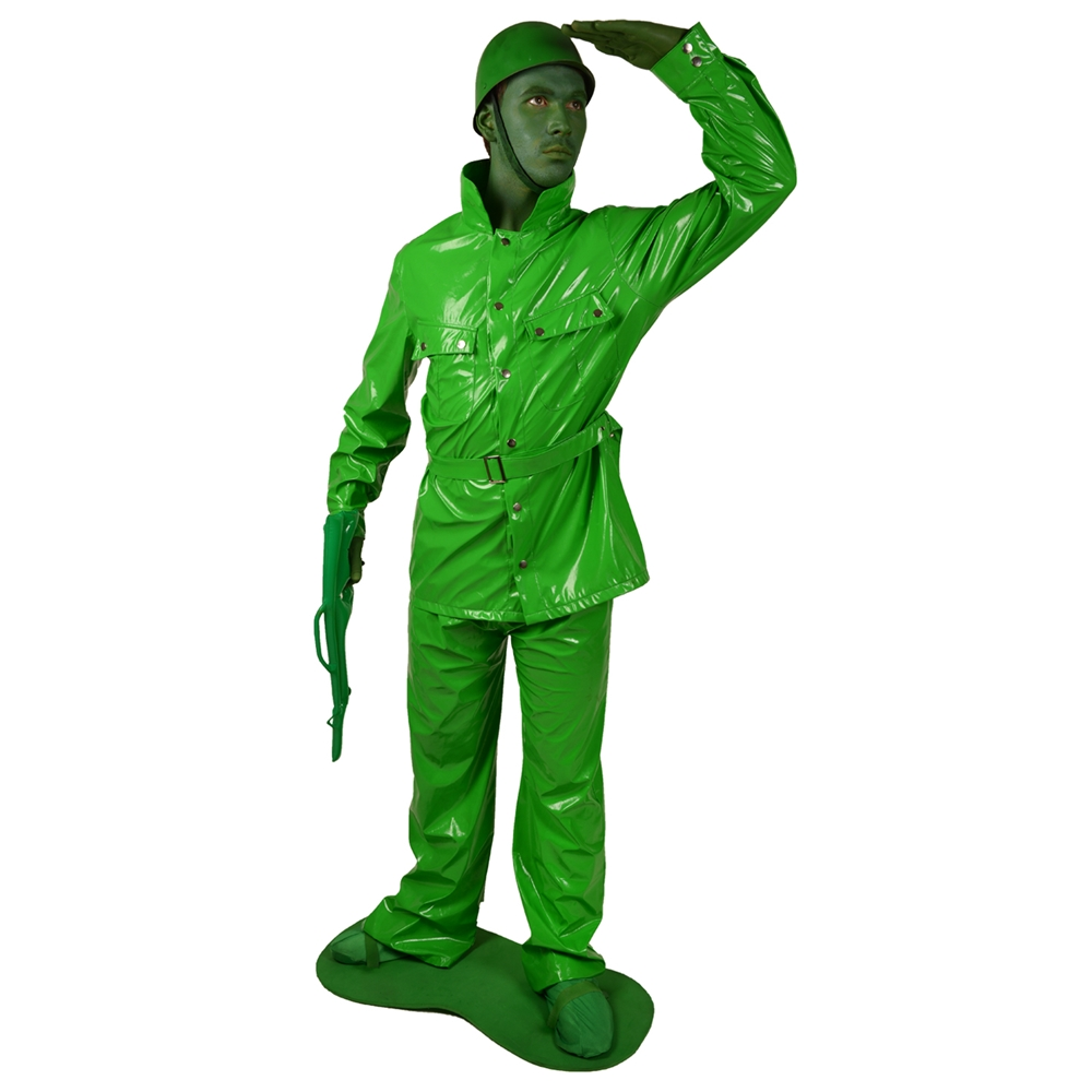 Saving Private Morph Adult Mens Costume