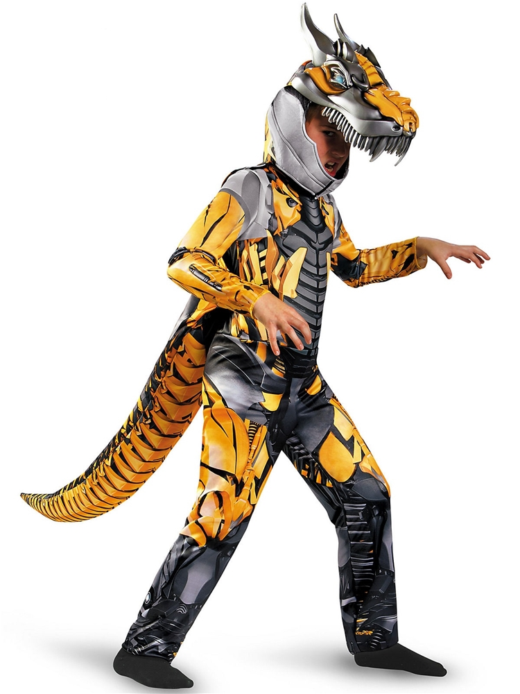 Transformers: Age of Extinction Grimlock Deluxe Child Costume 79144