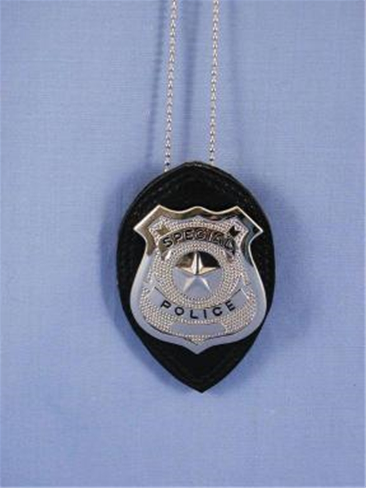 Image of Police Badge Chain