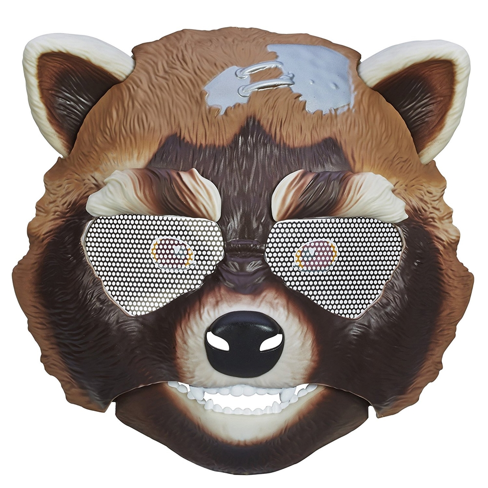 Guardians of the Galaxy Rocket Raccoon Action Mask HMVA8472