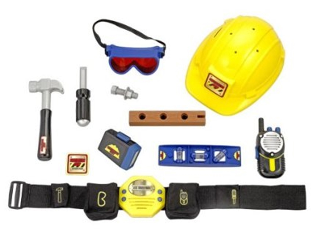 Construction Crew Role Play Set