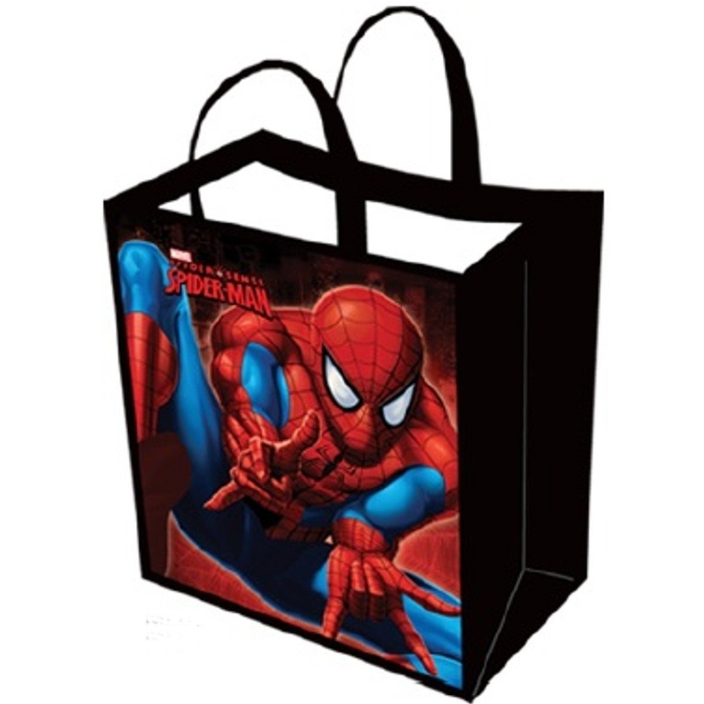 Spider-Man Large Reusable Tote Bag