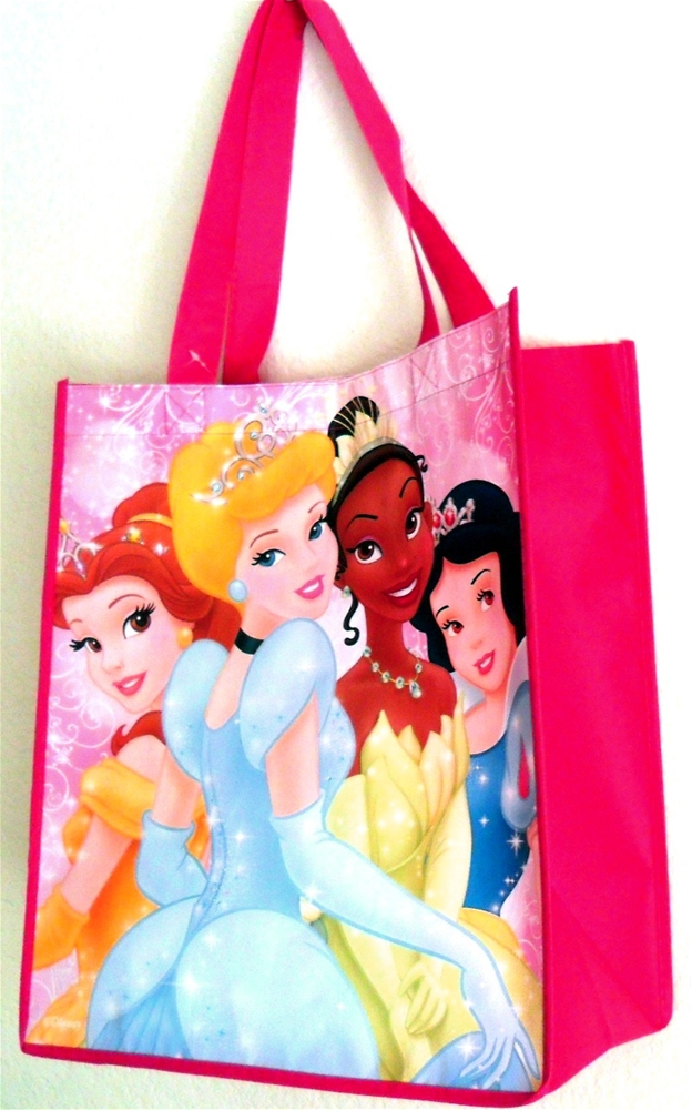 Disney Princess Large Reusable Tote Bag