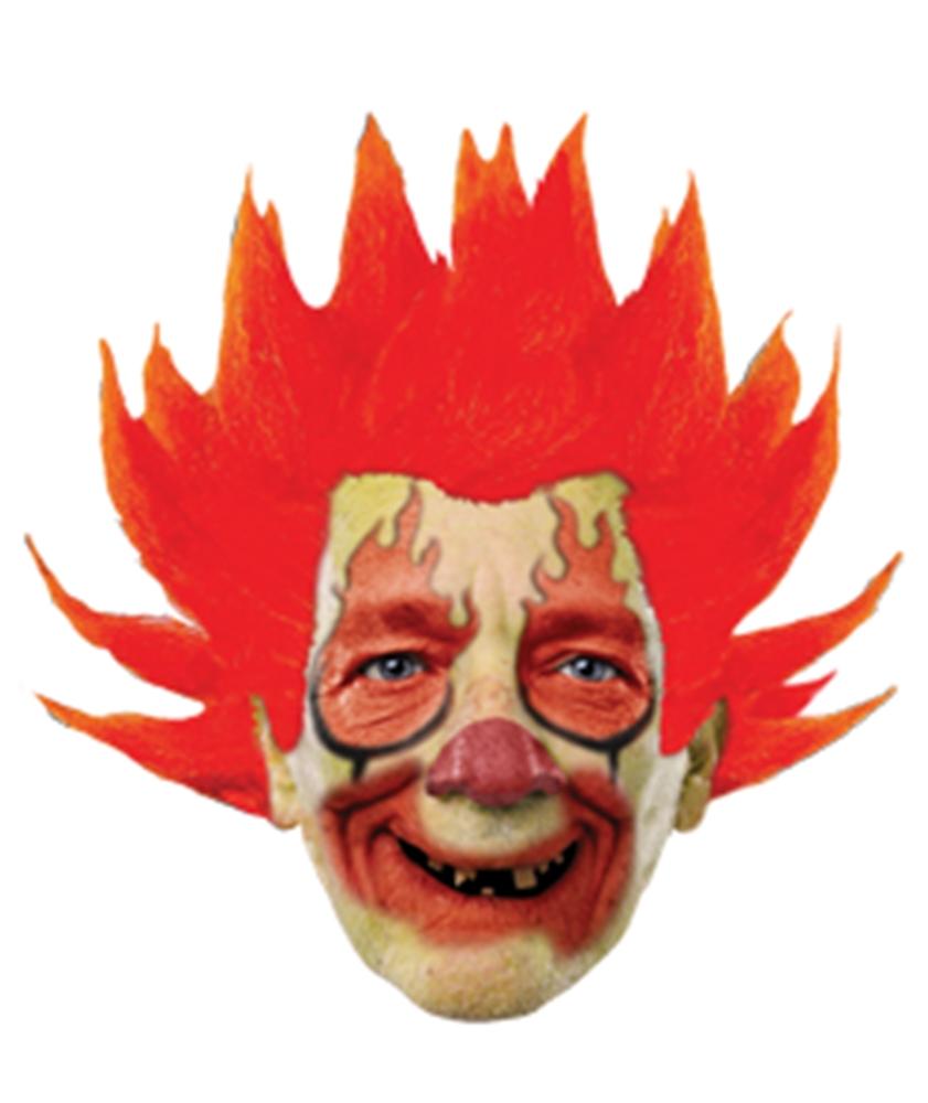 Giant Clown Head Mask