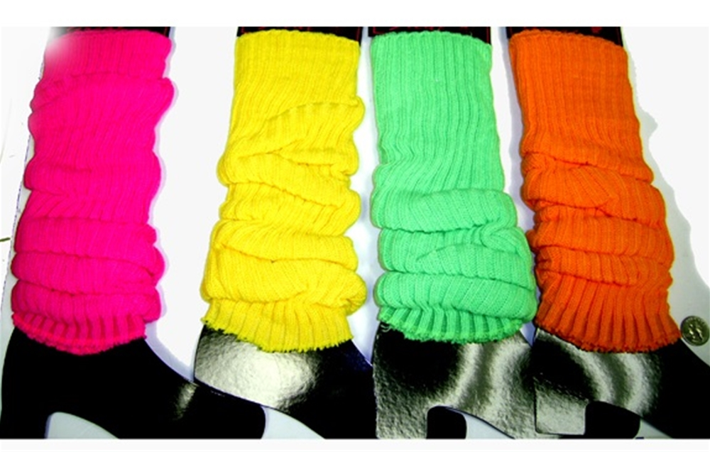 Neon Leg Warmers (More Colors) by Flashback & Freedom