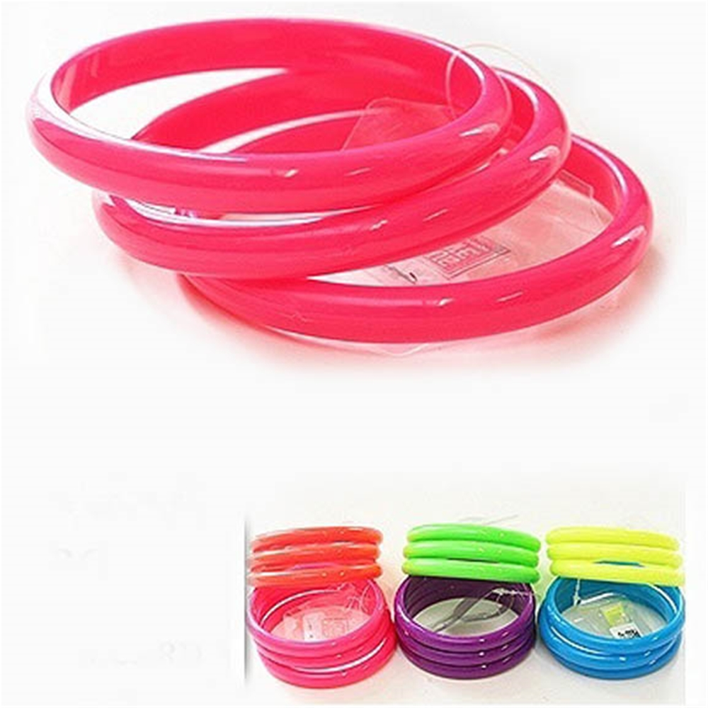 Neon Bangles 3ct by Flashback & Freedom